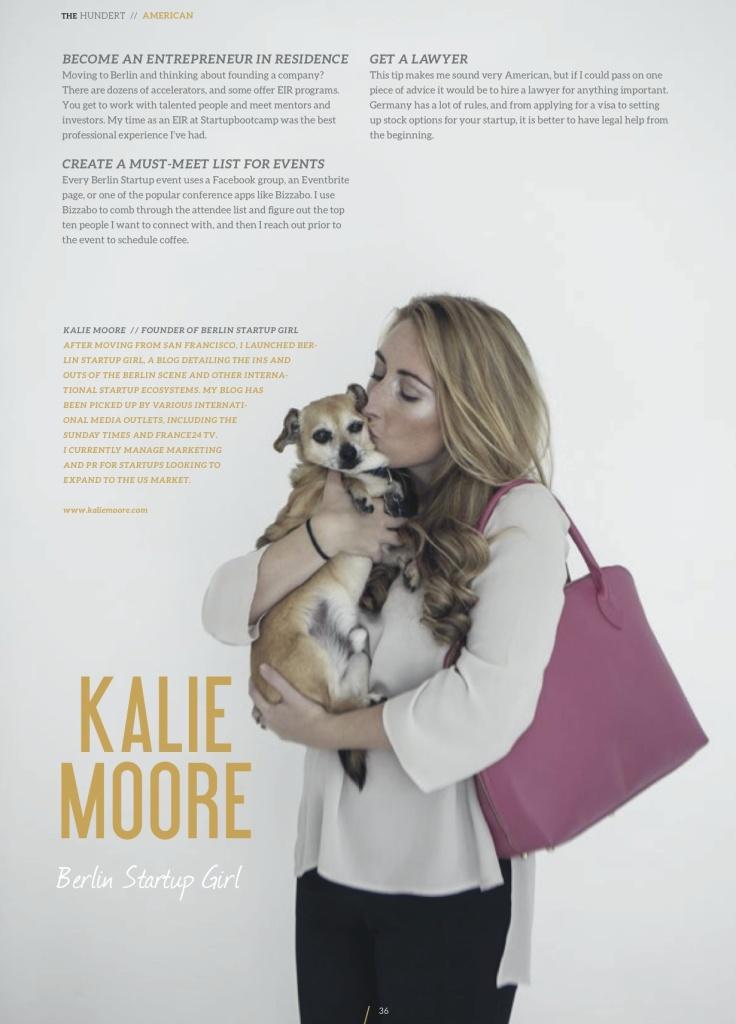 Kalie Moore
