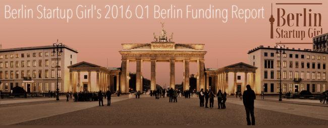 Kalie Moore Berlin Startup Girl 2016 Q1